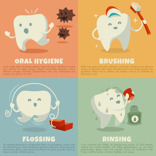 How to take care of your teeth properly